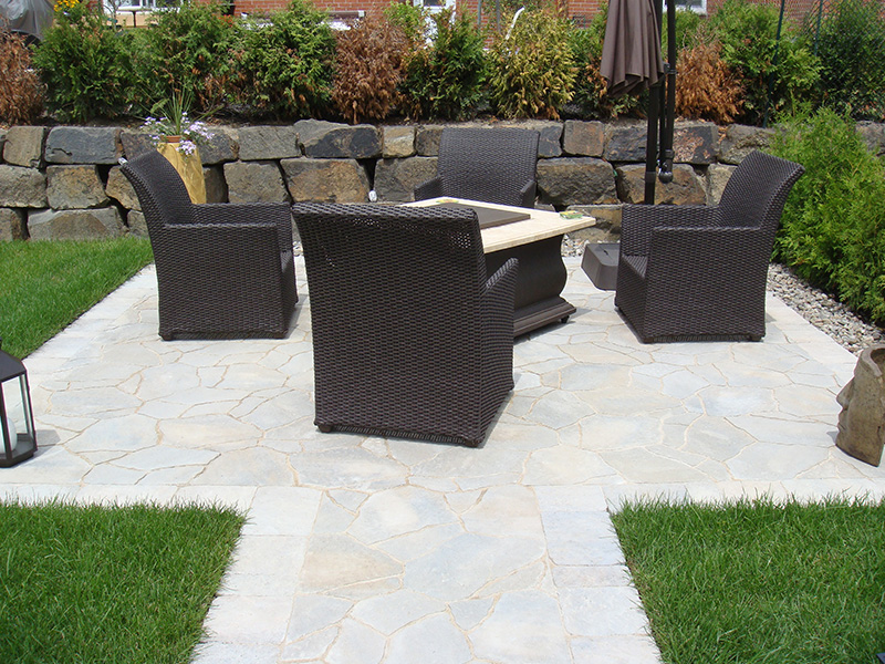 R alisations paysagiste am nagement paysager artifex for Paysager une terrasse